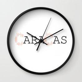 Soto de Caracas Wall Clock