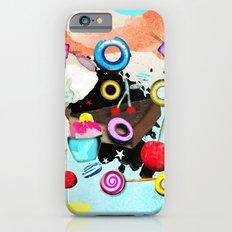 La vida es dulce y maravillosa iPhone 6s Slim Case