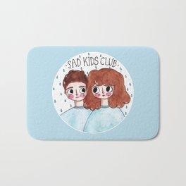 Sad Kids Club Bath Mat