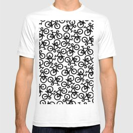 Multiple Bikes T-shirt