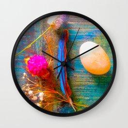 Perks Wall Clock