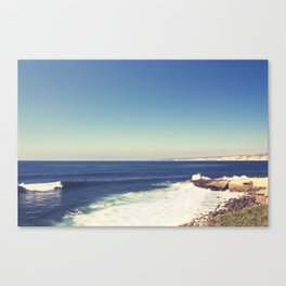 La Jolla Cove Canvas Print