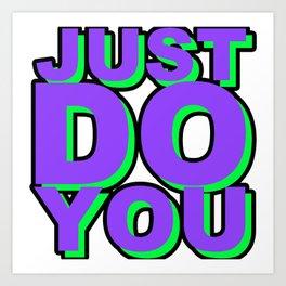 JDYW Art Print