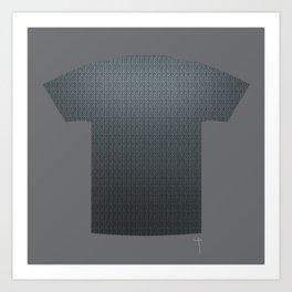 Armor Series: Chainmail Shirt Art Print