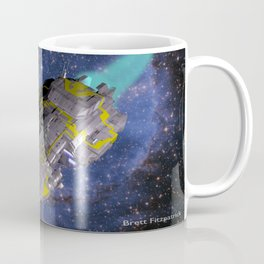 Galaxy Dog Coffee Mug