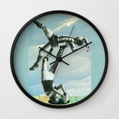 Sportrobatics Wall Clock