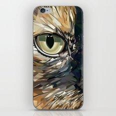 Stevie Cat iPhone & iPod Skin
