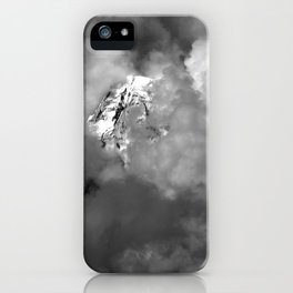 Andes. iPhone Case