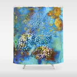 Life Under The Sea Shower Curtain