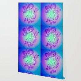 Heavenly apparition  Angel Music Wallpaper