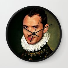 Jude Law Wall Clock