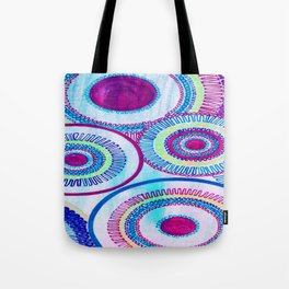 candy cogs Tote Bag