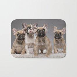 Puppy Gang Bath Mat