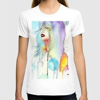 melissa smith T-shirts featuring Melissa Stastiuk by Bea Barnachea