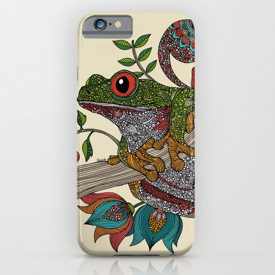 Phileus Frog iPhone & iPod Case