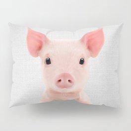 Piglet - Colorful Pillow Sham