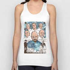 Breaking Bad: The Good, The Bad & The Ugly Unisex Tank Top