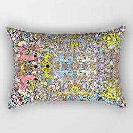 Cartooniverse Rectangular Pillow
