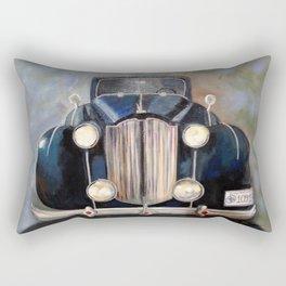 1920's Roadster Rectangular Pillow