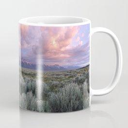 Teton Range Sunrise Coffee Mug