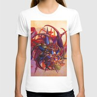 sci fi T-shirts featuring Sci-fi insect by Gaspar Avila