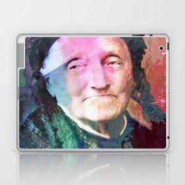 The wise woman Laptop & iPad Skin