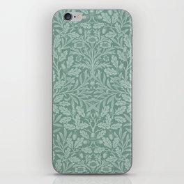 """William Morris """"Acorn"""" 2. iPhone Skin"""