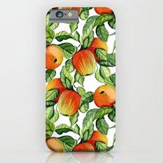 Ripe apples iPhone 6s Slim Case