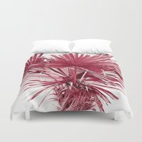palm Duvet Covers featuring PALM by • PASXALY •