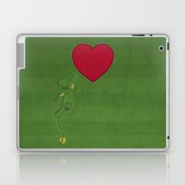 The Love of Cthulhu Laptop & iPad Skin