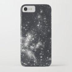 Galaxy in monochrome Slim Case iPhone 7