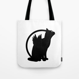 catwings Tote Bag