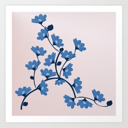 Floral2 Art Print