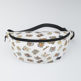 Big Cat Repeat 1 Fanny Pack