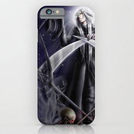 Saint Undertaker (galaxy phone version) iPhone Case