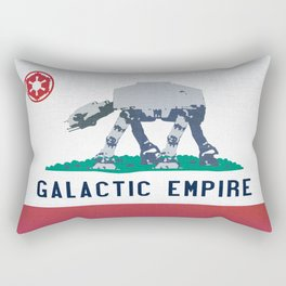 California Strikes Back Rectangular Pillow