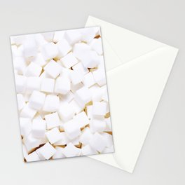 SUGAR CUBES for IPhone Stationery Cards
