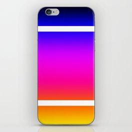 White Box iPhone Skin