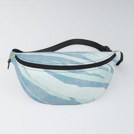 Aqua Waves Anxiety Fanny Pack