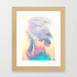 body.04 Framed Art Print