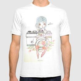 Photo home T-shirt