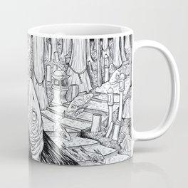 Stay on the Path Coffee Mug