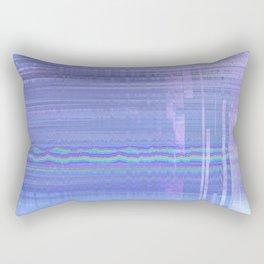 Glytch 07 Rectangular Pillow