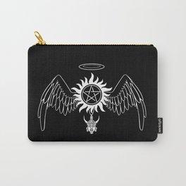 Destiel Logo version 2 Carry-All Pouch