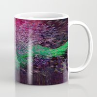 firefly Mugs featuring Firefly by Joseph Mosley