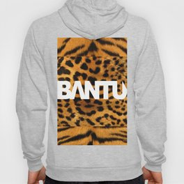 Bantu Leopard Print Hoody