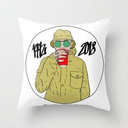 Mac Miller R.I.P 1992 - 2018 Throw Pillow