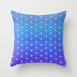 Icedrops Pattern Throw Pillow