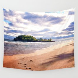 Little Presque Isle  Wall Tapestry