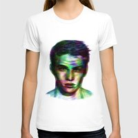 boy T-shirts featuring Boy by Ana Montaño
